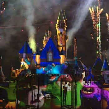 Sleeping Beauty Castle to Light Up with Your Favorite Pixar Pals This Summer