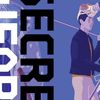 Secret Weapons Owens Story #0 Review: Homeless Superhero