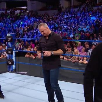 Shane McMahon Hospitalized in Further Complications from Brutal Wrestling Attack