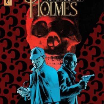 Exclusive First Look Inside Sherlock Holmes: The Vanishing Man #1