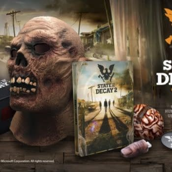 State of Decay 2 Collector's Edition Comes with Zombie Mask
