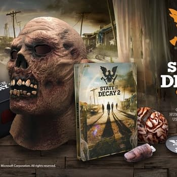 State of Decay 2 Collectors Edition Comes with Zombie Mask