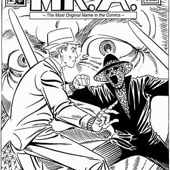 Steve Ditko on Collecting His Mr. A Comics in a Trade Paperback