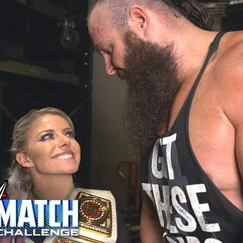 Storybook Romance Ends in Heartbreak as Strowman Bliss Eliminated from WWE Mixed Match Challenge