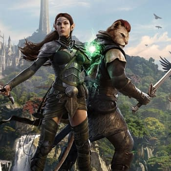 The Elder Scrolls Online is Going to the Summerset Isles