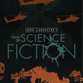 Next Chapter of John Carpenter's Tales of Sci-Fi: Storm King Productions June 2018 Solicits