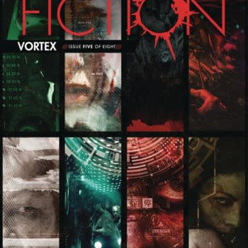 John Carpenter's Tales of Science Fiction: Vortex #5 cover by Tim Bradstreet