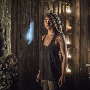 The 100s Tati Gabrielle Joins Netflixs Untitled Sabrina the Teenage Witch Project