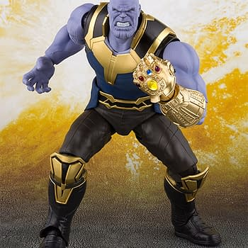 Infinity War S.H. Figuarts Figures Galore Coming This Year