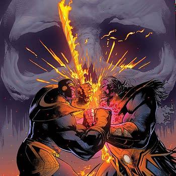Donny Cates Confirms the End of Thanos for Aprils Thanos #18&#8230 For Now