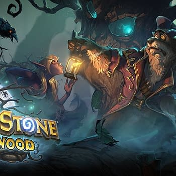 Blizzard Announces Hearthstones First Year of the Raven Expansion: The Witchwood