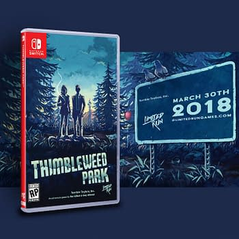Thimbleweed Park WIll See a Physical Release on PS4 and Nintendo Switch
