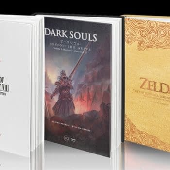 Third Editions Launches a Kickstarter for a New Wave of Zelda, Dark Souls, and Final Fantasy Books