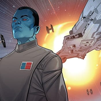 Star Wars Thrawn #2 Review: Wordy yet Interesting with a Great Lead