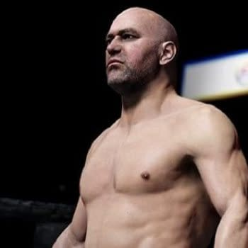Dana White Revealed as a DLC Fighter for EA Sports' UFC 3