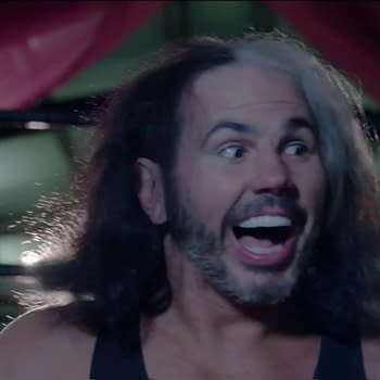 Bray Wyatt Disappears into Lake During Ultimate Deletion Match with Matt Hardy Still Missing