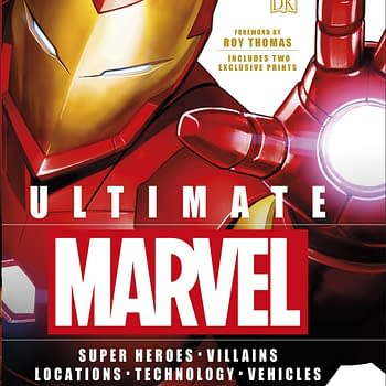 Searching the Pages of DK Books Ultimate Marvel for Anything New