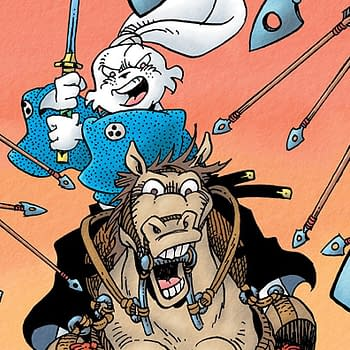 Usagi Yojimbo the Hidden #1 Review: Historical Context Mired by Tone Problems