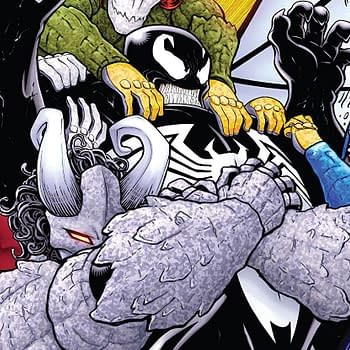 Venom #163 Review: Enough Good Action to Make a Solid Issue