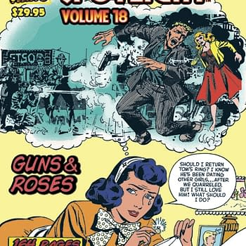 Golden Age Crime and Romance Abound: AC Comics June 2018 Solicits