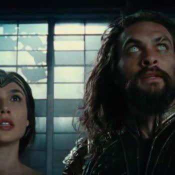 Wonder Woman vs Aquaman