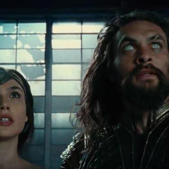 Wonder Woman vs. Aquaman in New DC Versus