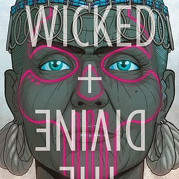 The Wicked + The Divine #34 Review: A Great First Half and OK Second Half