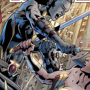 Wonder Woman #42 Review: Diana VS Grail- Fight