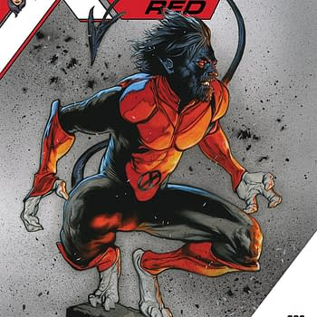 X-Men: Bland Design &#8211 Trinary Debuts in X-Men Red #2