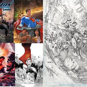 More Action Comics #1000 Covers from Jim Lee Olivier Coipel Dave Dorman and Felipe Massafera