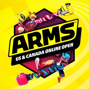 Arms Announces a New U.S. and Canada Online Tournament for Switch