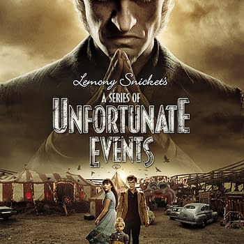 A Series of Unfortunate Events Season 2: The Baudelaires Go to Boarding School