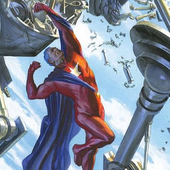Is Astro City Leaving DC Comics Too For New Graphic Novels