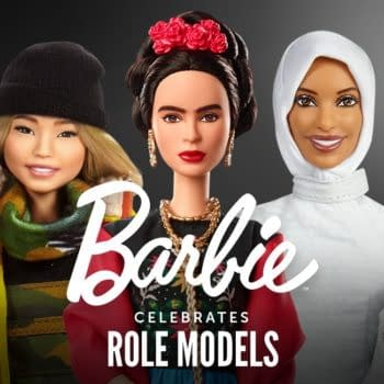 Mattel Releases New Barbie Collections For International Women's Day
