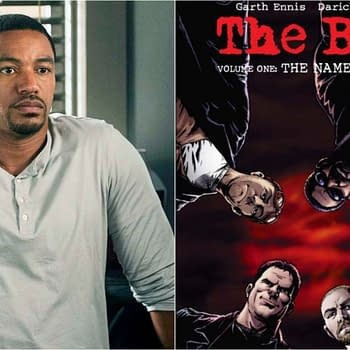 The Boys: Detroits Laz Alonso Set as Mothers Milk in Amazon Series
