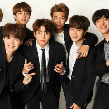 BTS: Burn The Stage: YouTube Red Series Takes Fans Behind the Scenes