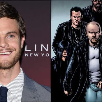 The Boys: Rampages Jack Quaid Set as Hughie in Amazon Series