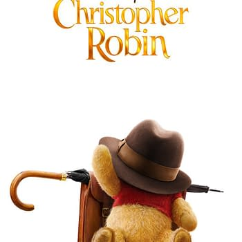 First Poster for Disneys Christopher Robin Trailer Debuts Tomorrow