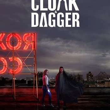 Freeform Releases New Poster for Marvels Cloak and Dagger