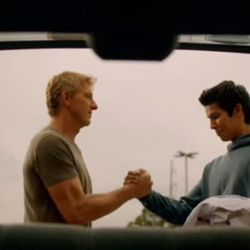 """Cobra Kai: Johnny Has No Time for """"Wax On, Wax Off"""" in New Teaser"""