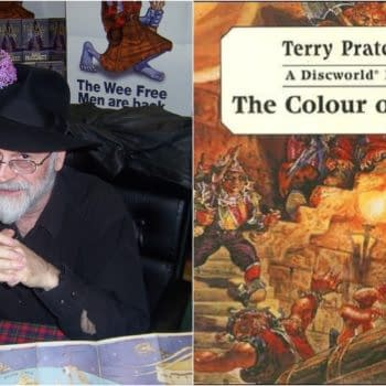 BBC Studios Adapting Terry Pratchett's Discworld to Series