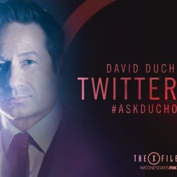 David Duchovny Doing Twitter Q & A Right Now- 'The X-Files', 'Californication' and More-