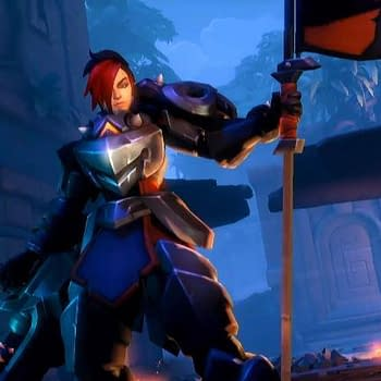 Paladins President Wonders If Overwatchs Newest Hero Bares Similarities To One Of Their Own