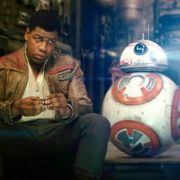 Rian Johnson Talks Star Wars: The Last Jedi Deleted Scenes with BB-8 and the Caretakers