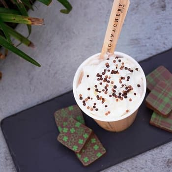 Nerd Food: Enjoy This St. Patricks Day Treat at The Ganachery – No Luck Required