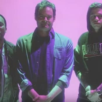 SNLs Bill Hader Looks a Little Uncomfortable with His Tribute Rap in New Promo