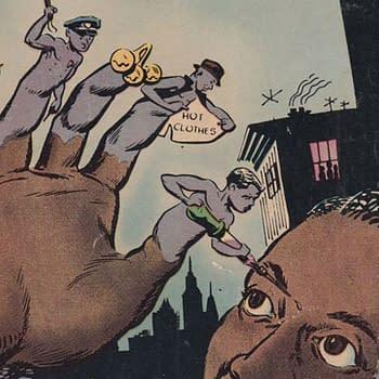 Neil deGrasse Tysons Father Helped Publish A Black Empowerment Comic