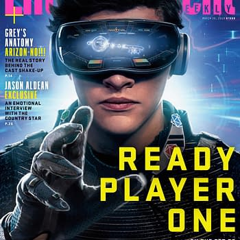 New Ready Player One Cover and Lena Waithe Talks Aech