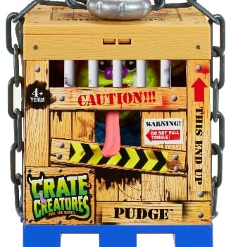 Crate Creatures Leap into Your Collections from MGA Entertainment