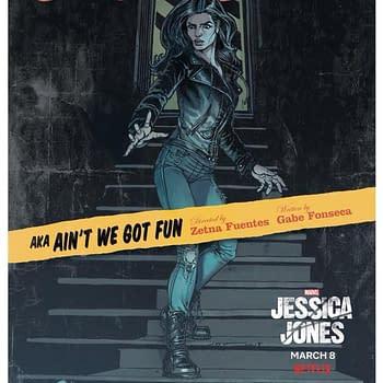 Jessica Jones: 13 Comic Covers Drawn by Women for Season 2 Premiere on International Womens Day